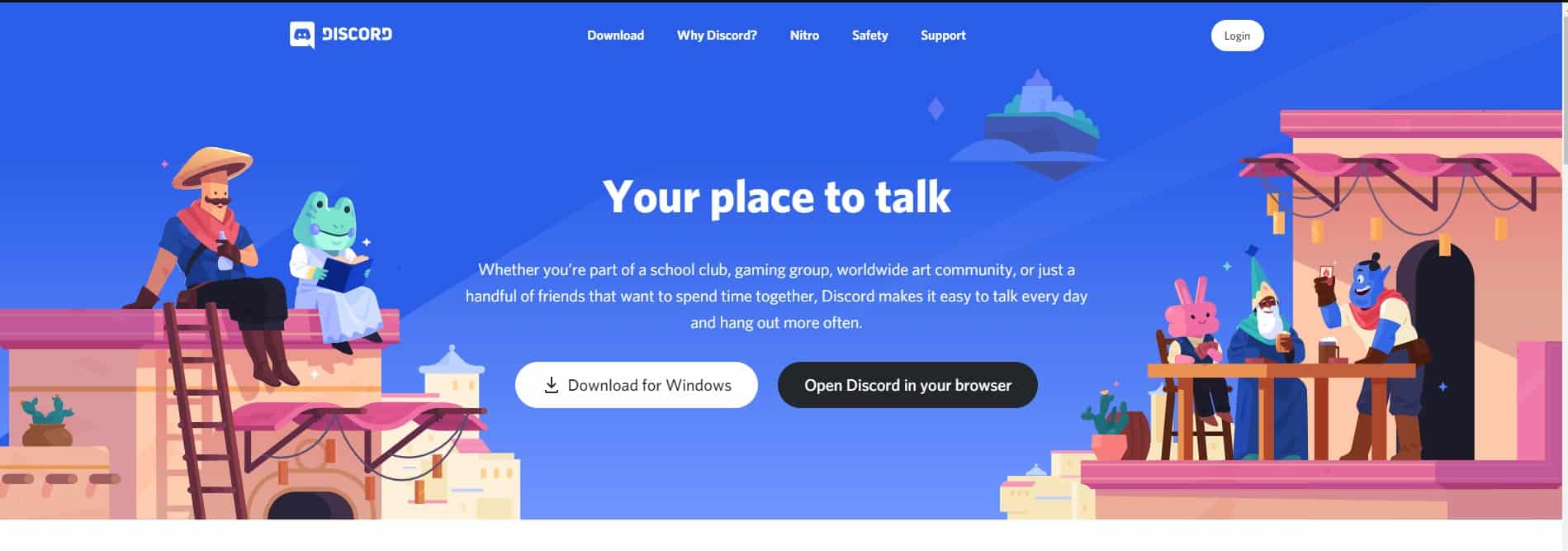 How to download the latest version of Discord.