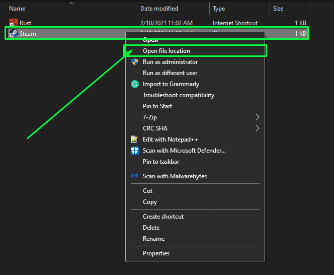 Disable compatibility mode for Steam and Steamwebhelper in order to fix black screens.