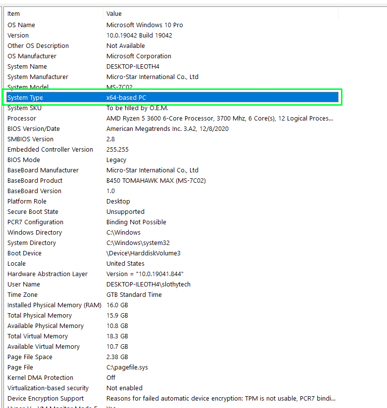 How to check if your system is 64bit or 32bit in order to know which Roblox FPS Unlocker version you should download.
