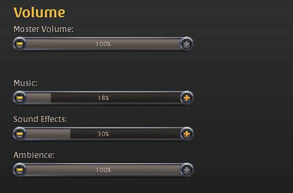 Best Audio settings for Albion Online to use in dungeons.