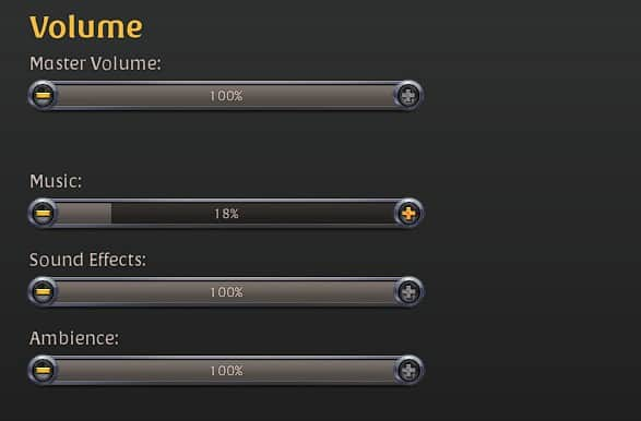 Best Audio settings for Albion Online to use in PvP.