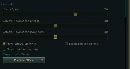Best mouse settings & mouse sensitivity settings for League of Legends.