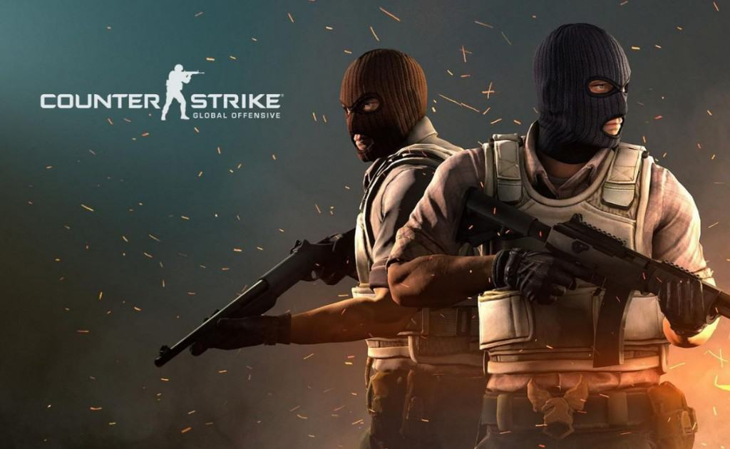 CS: GO photo, showing to players.