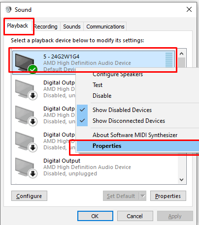 How to change sound settings of your headphones or speakers in Windows