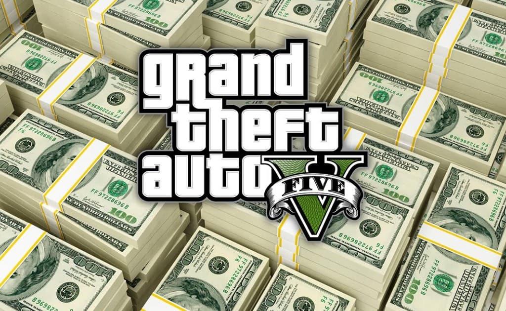 GTA V Money picture.