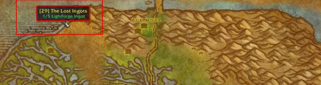 The interface of Questie WoW Leveling and Questing addon in-game.