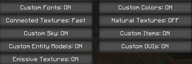Best Minecraft Quality settings part 2