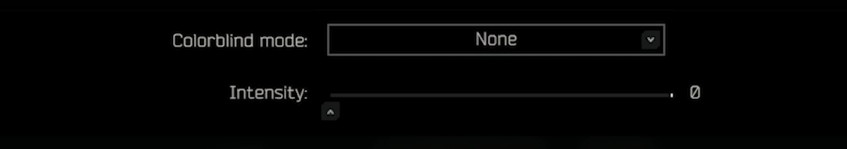 Best POSTFX  tab settings for Escape From Tarkov(EFT), part 3.