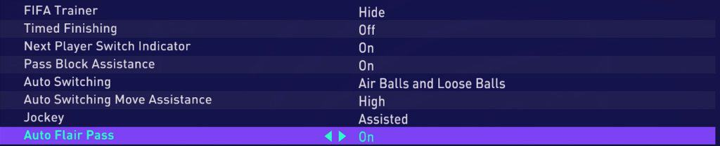 Best Fifa 21 Controller Settings that are described above.