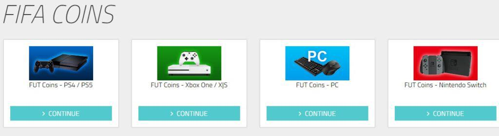 Best, cheapest, and safest website to purchase Fifa 21(fut) coins.