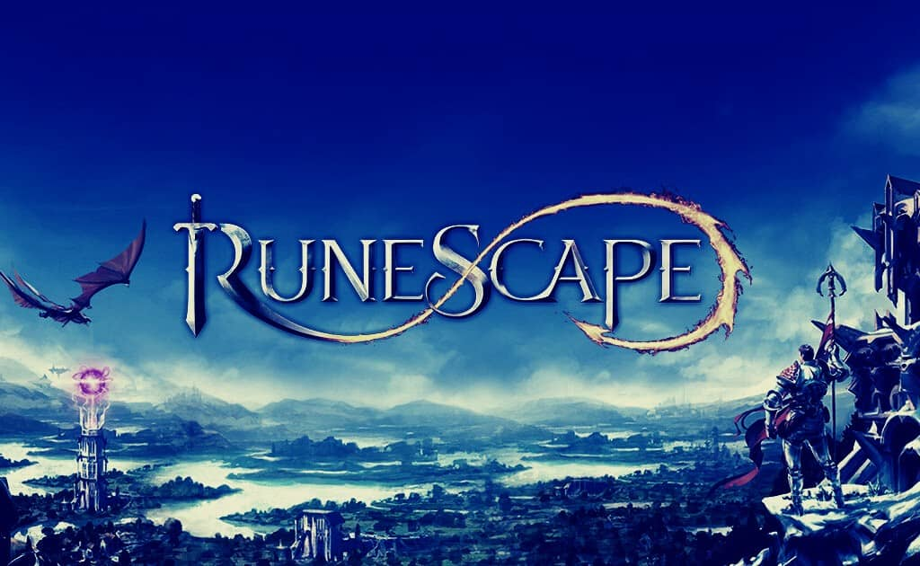Runescape picture showing a place from in-game.