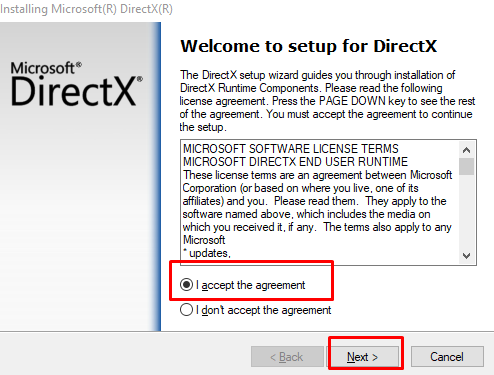 How to Install the latest version of DirectX in Windows 11. Part 3