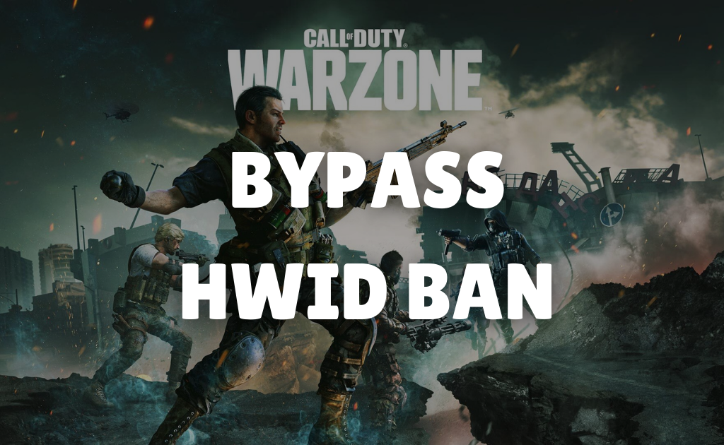 How to bypass Warzone HWID ban